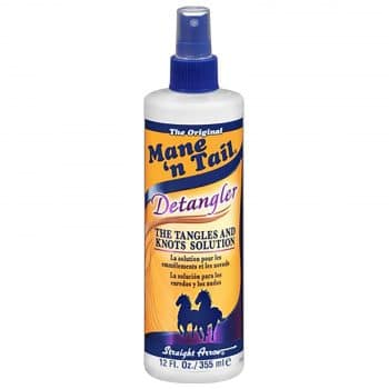 Mane 'n Tail Horse Hair Detangler, 355 ml